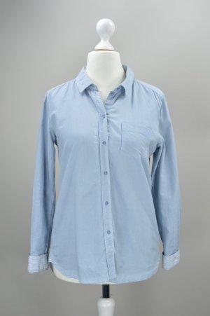 Esprit Hemd blau Größe 36