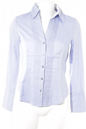 Esprit Hemd-Bluse himmelblau Business-Look