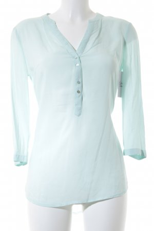 Esprit Hemd-Bluse mint Casual-Look