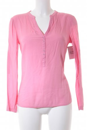 Esprit Hemd-Bluse rosa Casual-Look