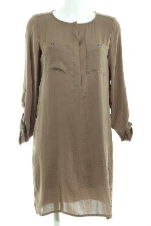 Esprit Shirtwaist dress bronze-colored casual look