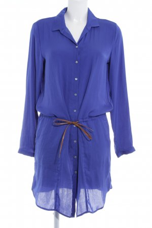 Esprit Shirtwaist dress blue casual look