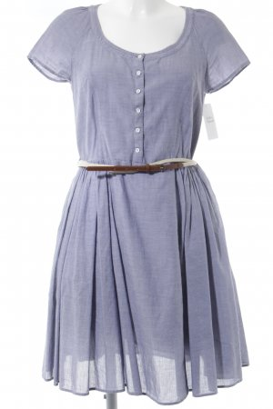 Esprit Shirtwaist dress light blue flecked casual look