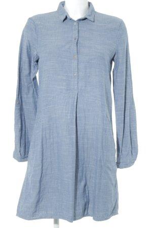 Esprit Vestido tipo blusón azul celeste look casual