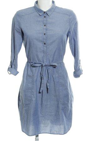 Esprit Robe chemise bleuet style décontracté