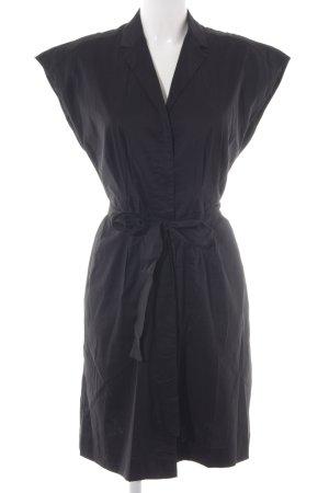 Esprit Robe chemise noir style décontracté