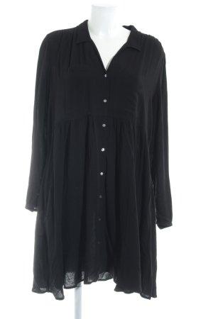Esprit Abito blusa camicia nero elegante