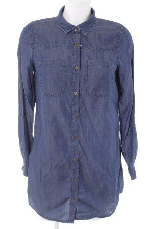 Esprit Shirtwaist dress steel blue casual look