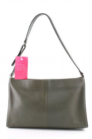 Esprit Henkeltasche khaki Business-Look
