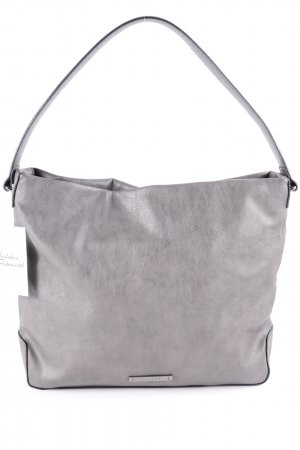 Esprit Henkeltasche grau Business-Look