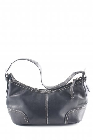 Esprit Bolso barrel negro estilo «business»
