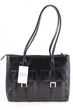 Esprit Carry Bag black elegant