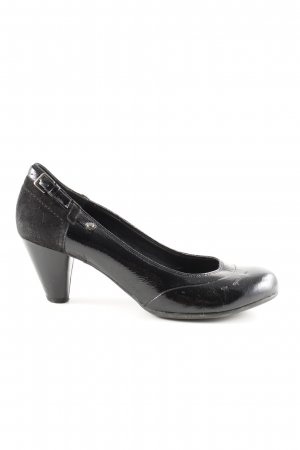 Esprit High Heels schwarz Business-Look