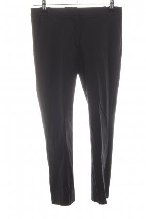 Esprit High-Waist Hose schwarz Casual-Look