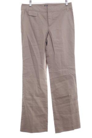 Esprit Pantalon taille haute marron clair style d'affaires