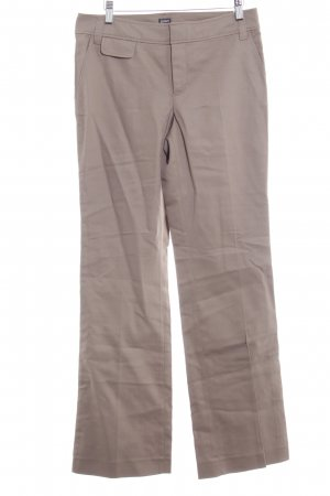 Esprit High Waist Trousers light brown business style
