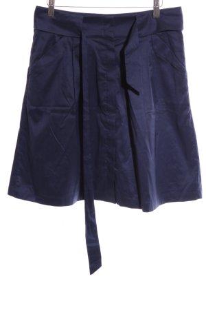 098b62f36ec3 Esprit High Waist Rock blau Elegant