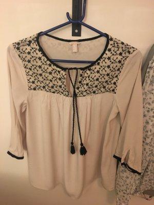Esprit Hippie Style Bluse Tunika