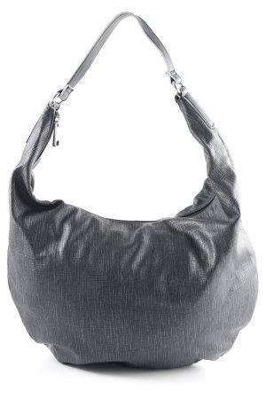 Esprit Hobo schwarz-silberfarben Casual-Look