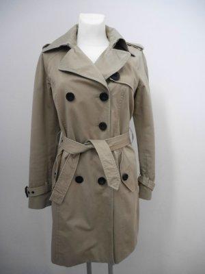 ESPRIT: Hochwertiger Trenchcoat im Burberry-Stil 38
