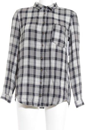 Esprit Camicia da boscaiolo motivo a quadri stile boyfriend