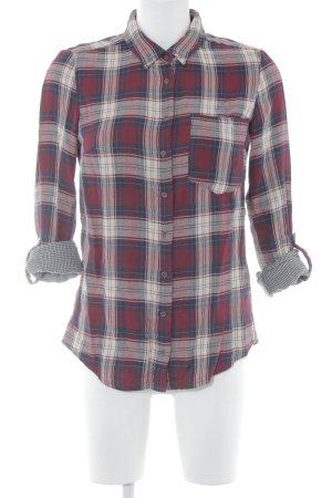 Esprit Camisa de leñador estampado a cuadros look casual