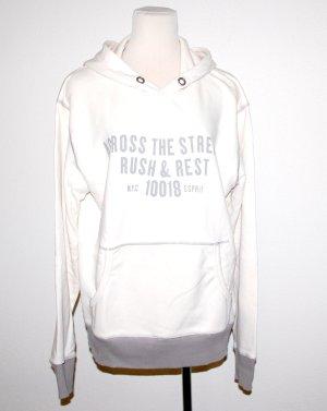 Esprit Hoodie - Sweater weiß Gr.M