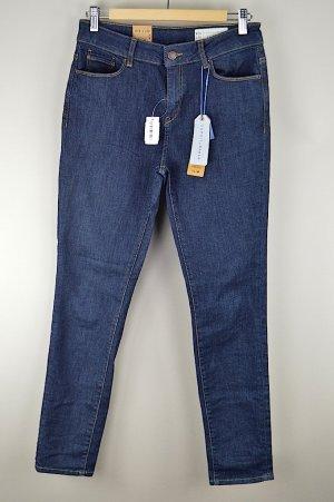 Esprit Hose Jeans blau Größe W28 L30