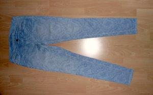 Esprit Hose mit eingewebtem Muster