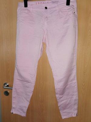 Edc Esprit Pantalon strech rosé