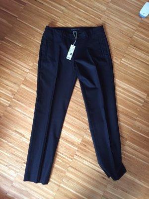Esprit Pantalon à pinces noir