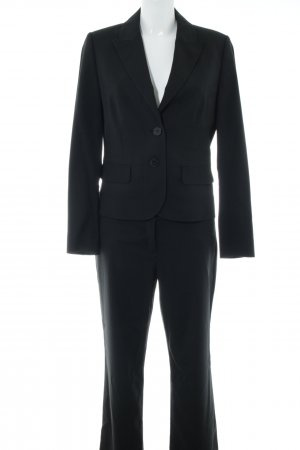 Esprit Broekpak zwart zakelijke stijl