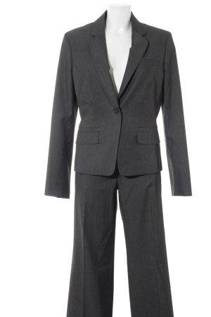 Esprit Tailleur-pantalon gris anthracite style décontracté