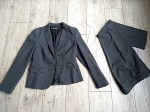 esprit collection Abito business grigio