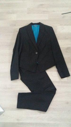 Edc Esprit Traje de pantalón negro