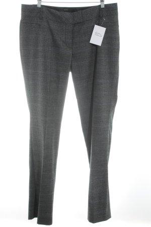 Esprit Tailleur-pantalon gris-bleu motif pied-de-poule style d'affaires