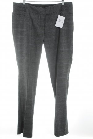 Esprit Tailleur pantalone grigio-blu Stampa suggestiva stile professionale