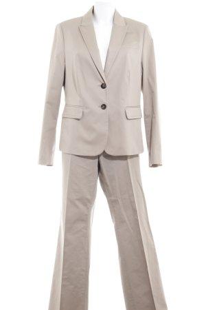 Esprit Tailleur-pantalon beige clair style d'affaires