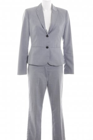 Esprit Trouser Suit light grey flecked business style