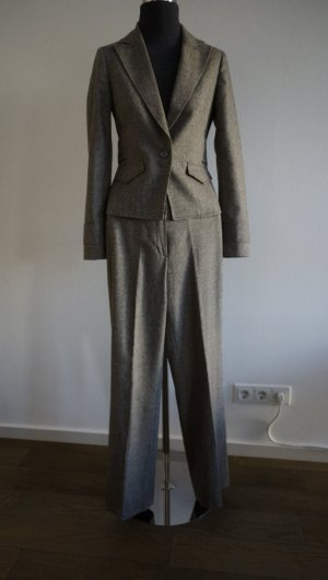 Esprit Hosenanzug salt-n-pepper (Jacket Gr. 32, Hose Gr. 34)