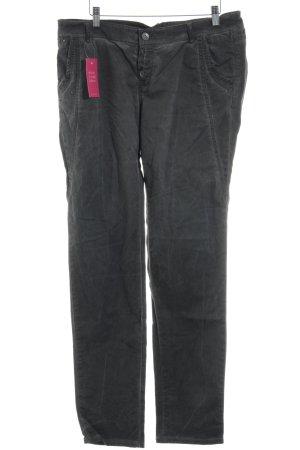 Esprit Jeans vita bassa grigio stile casual