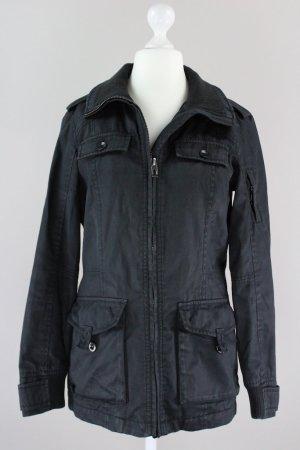 Esprit Jacke schwarz Größe M 1709220380622