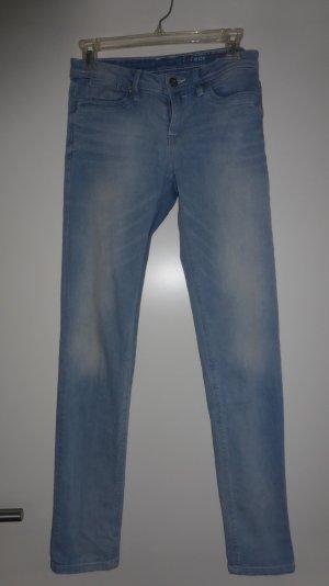 edc by Esprit Stretch Jeans light blue