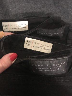 Esprit Jeans skinny noir
