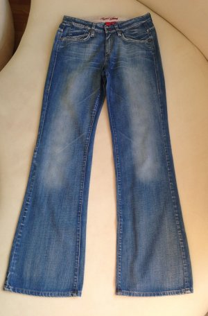 ESPRIT Jeans Damenmode blau Gr. 36 neuwertig!