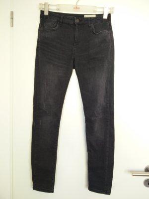 Esprit Jeans slim fit grigio scuro