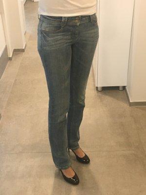 """Esprit Jeans """"Five Straight"""" Größe 26/34 hellblau"""