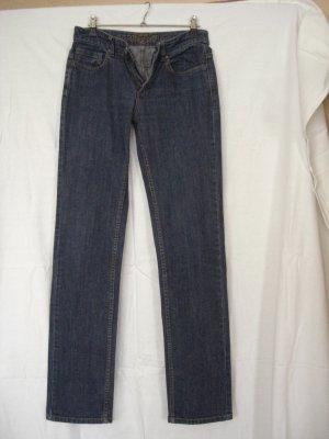 Esprit Jeans gerades Bein dunkelblau