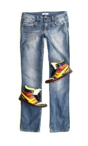 Esprit Jeans gr.40 Gerades Beín Mittelblau
