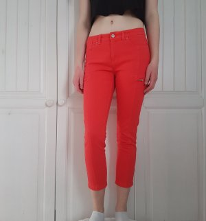 Esprit 3/4-jeans lichtrood-rood